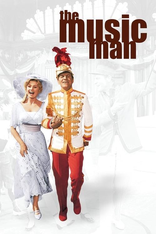 Watch The Music Man (1962) Full Movie