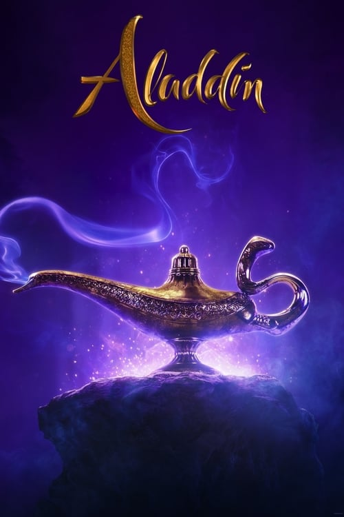Aladdin 3D IMAX Movie Poster