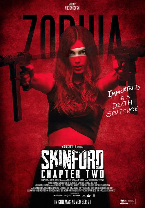 Skinford: Chapter 2
