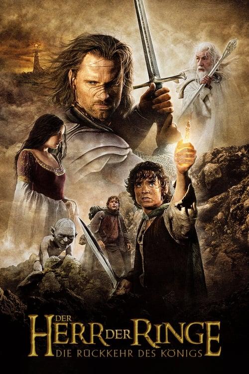 Der Herr der Ringe - Die Rückkehr des Königs - Poster