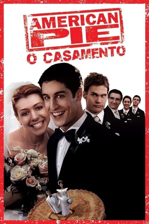 Assistir American Pie: O Casamento - HD 720p Dublado Online Grátis HD