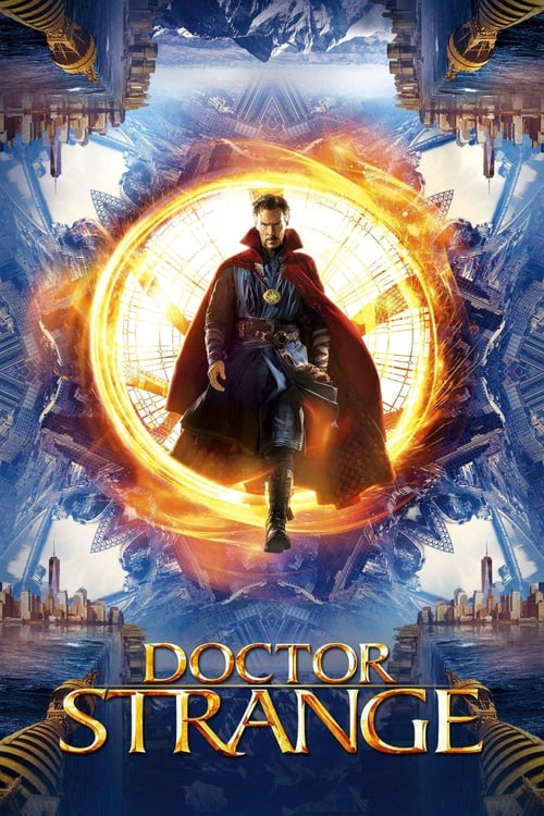 Largescale poster for Doctor Strange