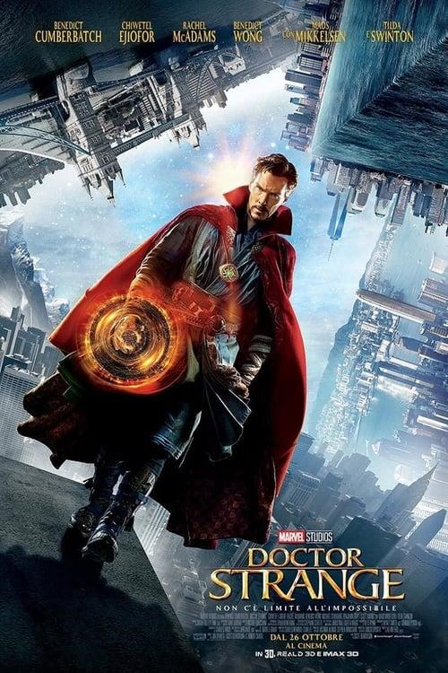 Doctor Strange film en streaming