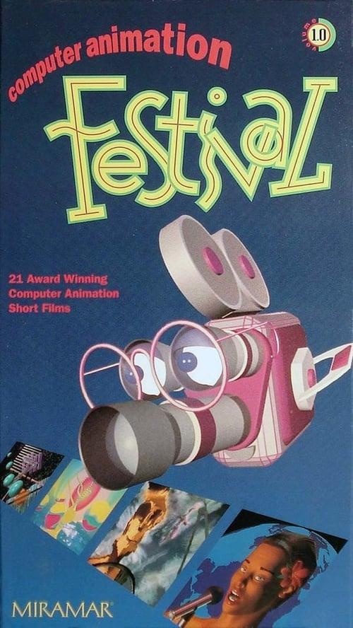 Assistir Computer Animation Festival Volume 1.0 Online