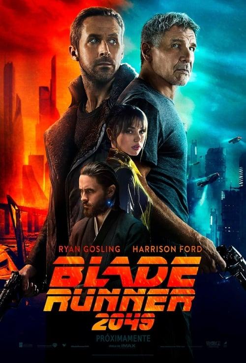 Ver Blade Runner 2049 Online