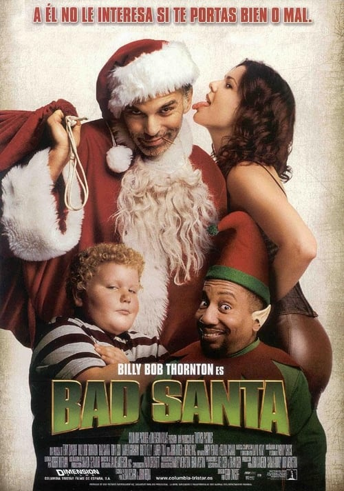 Image Bad Santa (Un Santa no tan Santo)