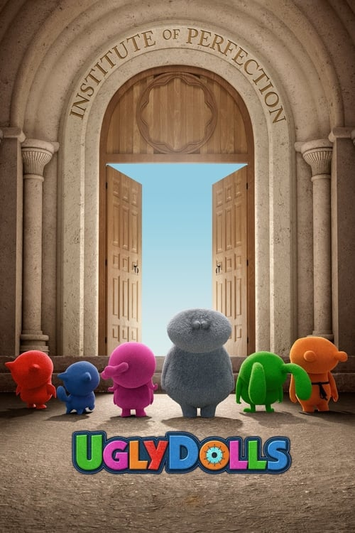 Poster for Uglydolls