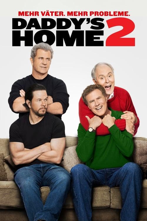 Poster von Daddy's Home 2 - Mehr Väter, mehr Probleme!