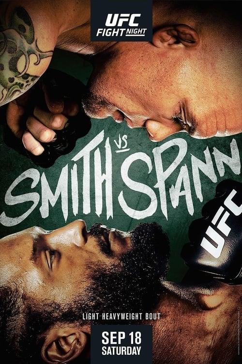 How UFC Fight Night 192: Smith vs. Spann
