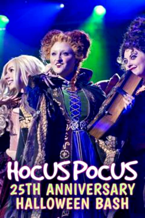 Hocus Pocus 25th Anniversary Halloween Bash (2018)