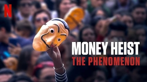 Subtitles Money Heist: The Phenomenon (2020) in English Free Download | 720p BrRip x264