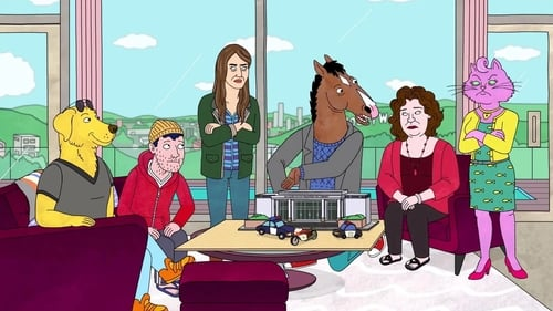 BoJack Horseman - Season 2 - Episode 9: The Shot