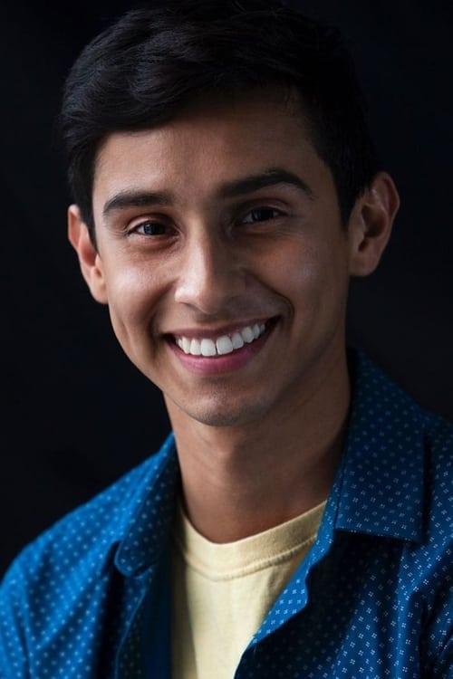 Kép: Frankie A. Rodriguez színész profilképe