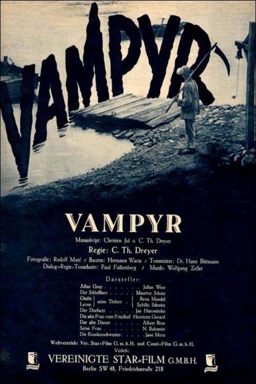 Vampyr - Il Vampiro (1932)