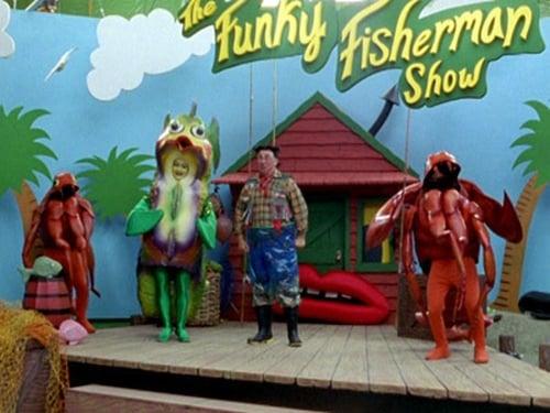 Power Rangers: Dino Thunder – Épisode It's a Mad Mad Mackerel