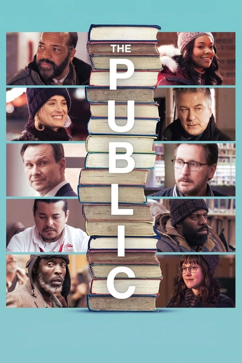 Watch The Public (2019) Movie Free Online
