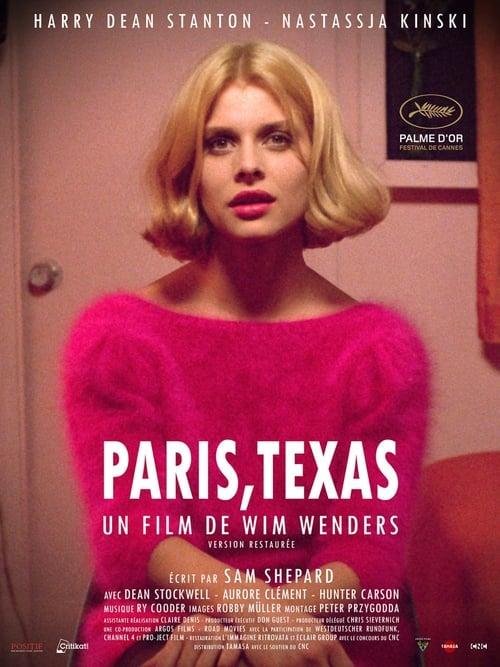 Paris, Texas film en streaming