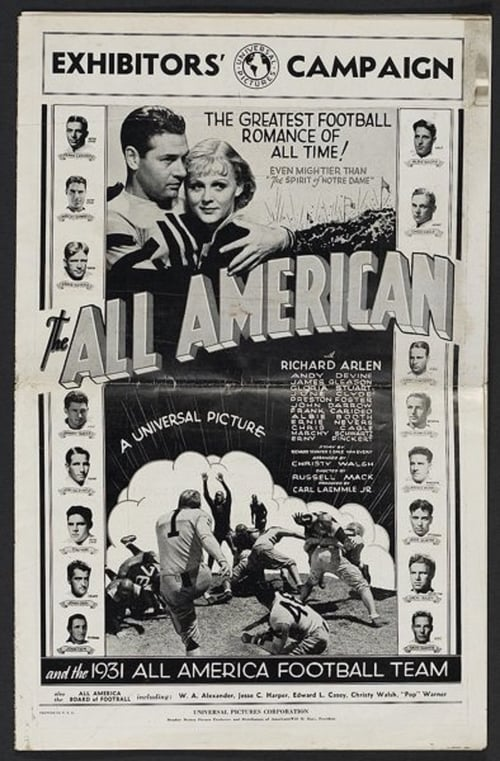 Película The All-American Gratis En Español