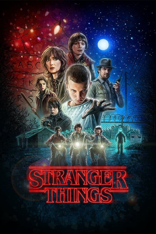 Largescale poster for Stranger Things