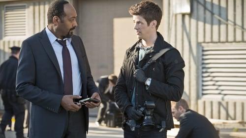 The Flash - Season 1 - Episode 7: power outage