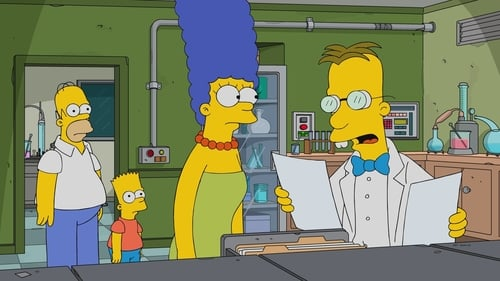The Simpsons: Season 29 – Episode Frink Gets Testy
