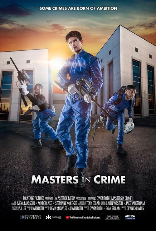 Sledujte Masters in Crime Plně Duplikováno