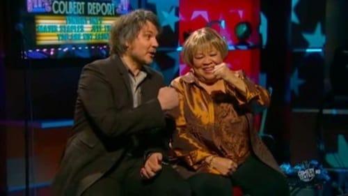The Colbert Report 2010 Blueray: Season 6 – Episode Mavis Staples and Jeff Tweedy