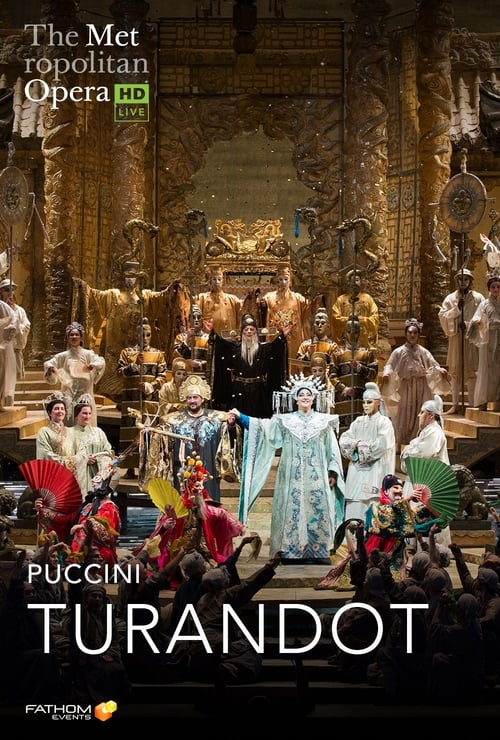 Watch The Metropolitan Opera: Turandot Online | Fidelity Labs