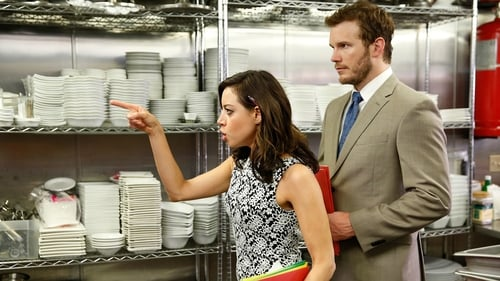 Parks and Recreation - Season 7 - Episode 7: Donna and Joe