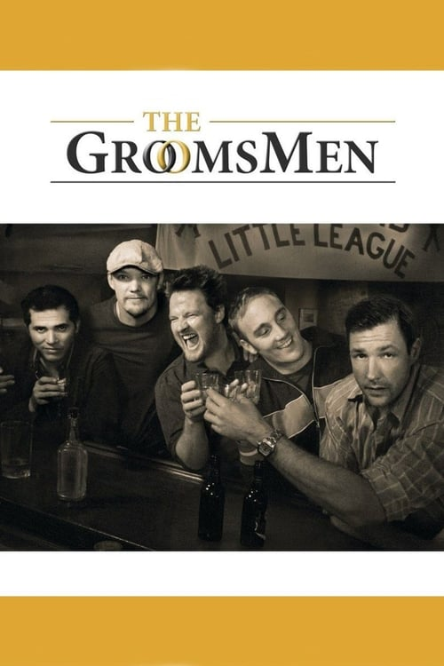 Largescale poster for The Groomsmen