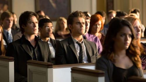The Vampire Diaries 2013 Blueray: Season 4 – Episode Memorial