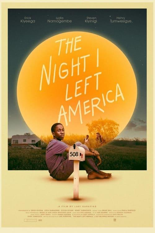 The Night I Left America