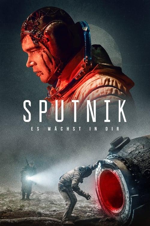 Sputnik: Es wächst in dir - Poster