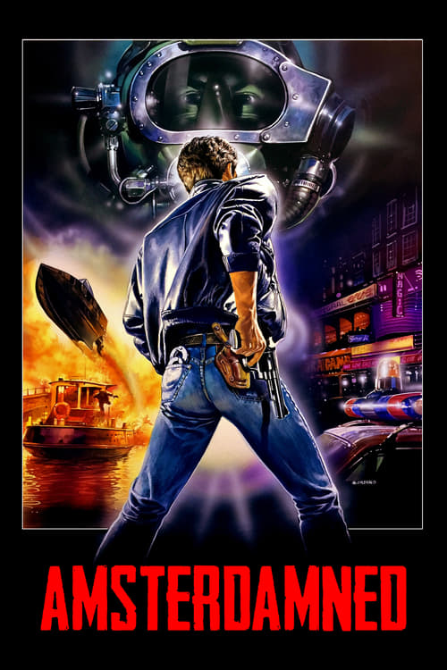Amsterdamned (1988) Poster