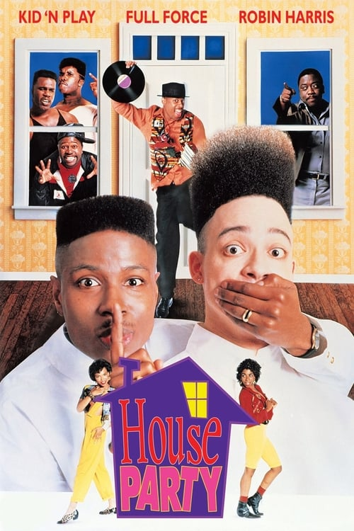 Download House Party (1990) Movie Free Online