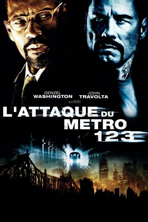 [HD] L'Attaque du métro 123 (2009) streaming