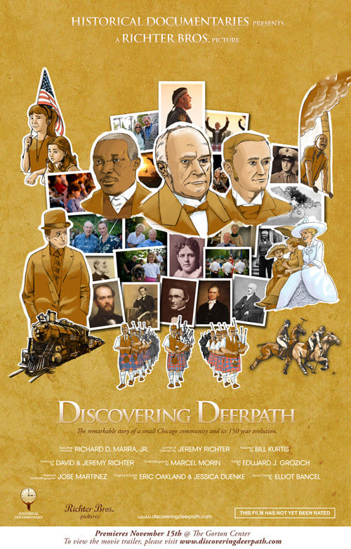 Discovering Deerpath poster