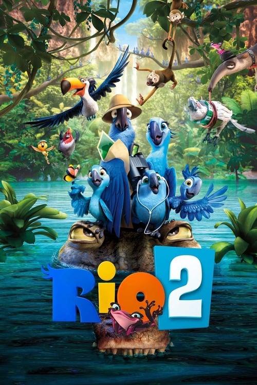 Regarder Rio 2 (2014) streaming