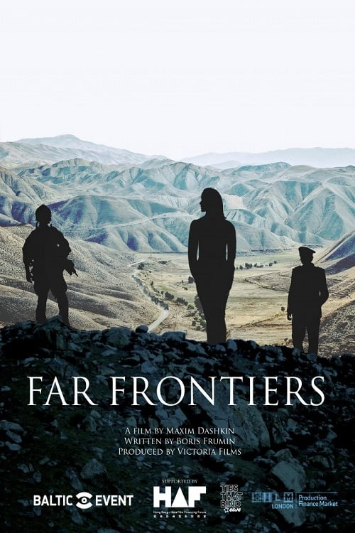Far Frontiers (2021) Poster