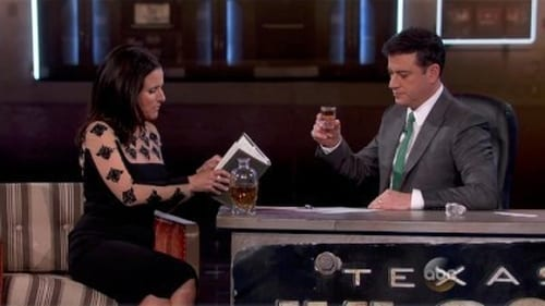 Jimmy Kimmel Live!: Season 13 – Episod Julia Louis-Dreyfus, Robert Rodriguez, Spoon