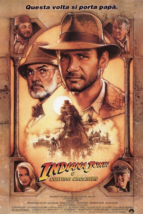 Indiana Jones e l'ultima crociata (1989)