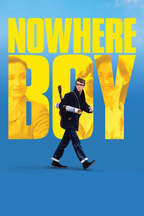 Nowhere Boy - Poster
