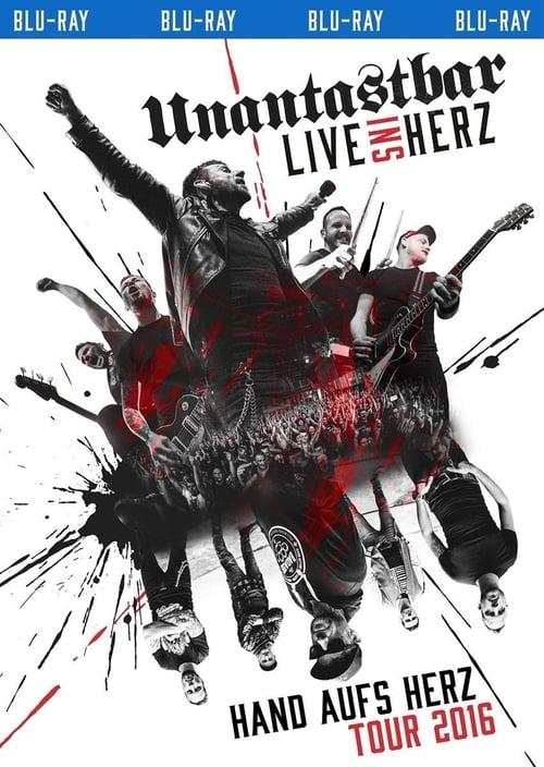 Unantastbar - Live ins Herz (2017)