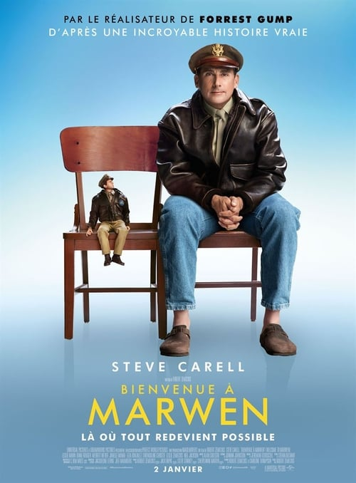 Bienvenue à Marwen Film en Streaming VF VOSTFR