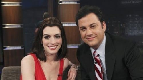 Jimmy Kimmel Live!: Season 8 – Episod Anne Hathaway, Jesse Williams, Tom Colicchio, Jonny Lang