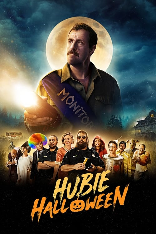 Largescale poster for Hubie Halloween