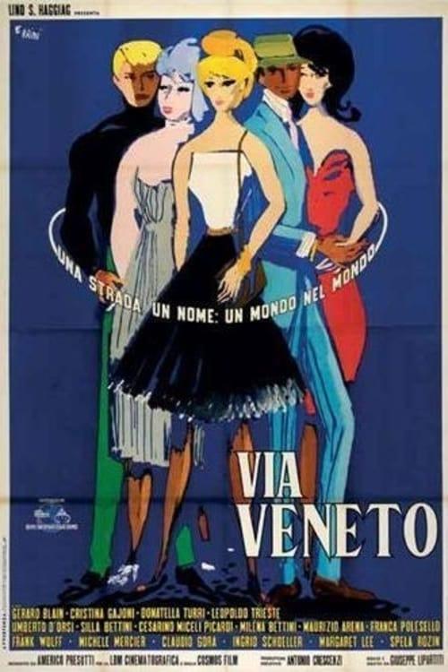 Assistir Filme Via Veneto Completo