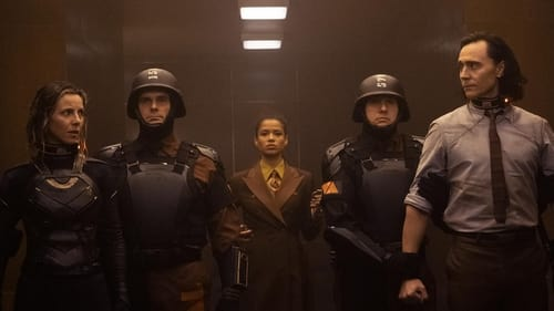 Loki - Season 1 - Episode 4: The Nexus Event