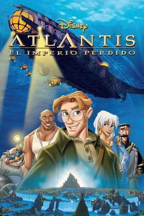 Atlantis: The Lost Empire pelicula completa