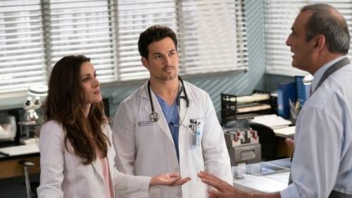 Grey's Anatomy - Season 15 - Episode 17: And Dream of Sheep